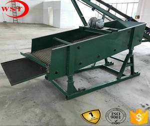 China Double Deck Mini Vibrating Screen