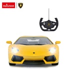 RASTAR new plastic toy Lamborghini electric 1 10 scale high speed rc car