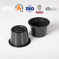 54mm Disposable food grade coffee capsule