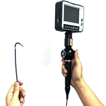 6mm video borescope security infrared camera for Public security use