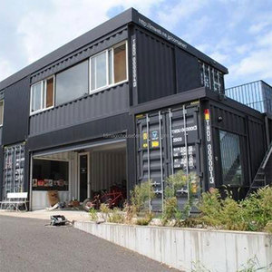 Chinese Supplier Outlet Sea Shipping Container Van House For Sale In Cebu