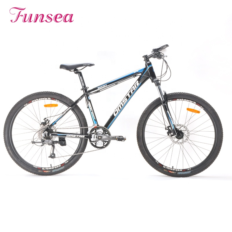 "2018 new style mtb 26"" 27 speed men mountainbike complete downhill mountain bike <strong>cycle</strong> for hot sale"