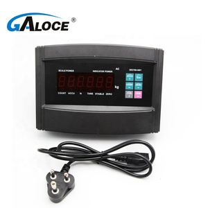GSI411 High Accuracy Wireless Bluetooth Platform Weighing Indicator