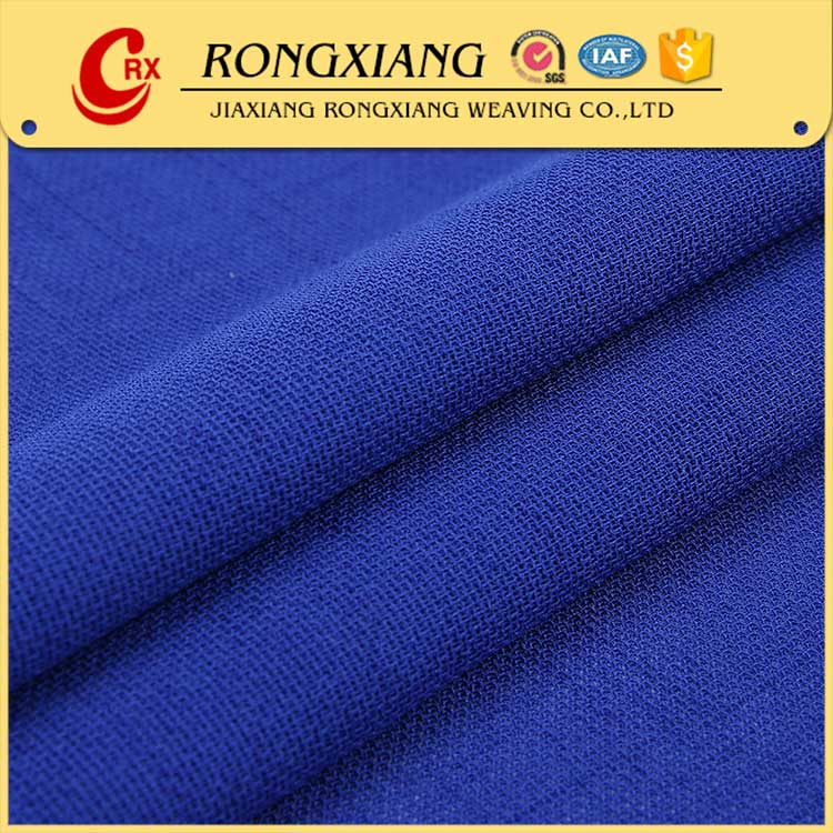 Most Popular nice-looking 100% polyester suiting fabrics