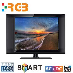 china full hd lowest price battery powered 12 volt bus screen 14 inch lcd tv