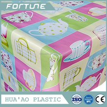 Durable Pvc Table Protector /clear Pvc Table Cover/pvc Table Cloth