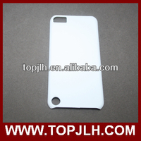 Wholesale cheap price for iPod Touch 5 3D case for ipod 5 sublimation blank case