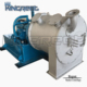 Full automatic centrifugal dewatering sea salt product machine