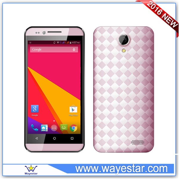 4.5'' Screen Beautiful Ladies Dual Sim Smart 3G Android Function GPS Mobile Phone