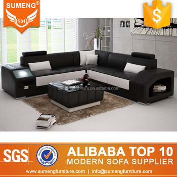 Sumeng Export High Quality Corner Sofa Bed With Storage