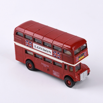 Wholesale London Icons Miniature Pull-back London Bus For Kids ...