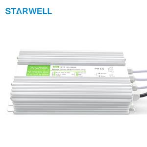300w led transformer dc 12v ip67 waterproof power supply led