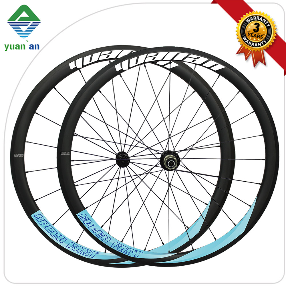 Hot !!! Toray full carbon 38mm road bike carbon wheels,New style carbon wheels 700 bicycle wheel for road bike