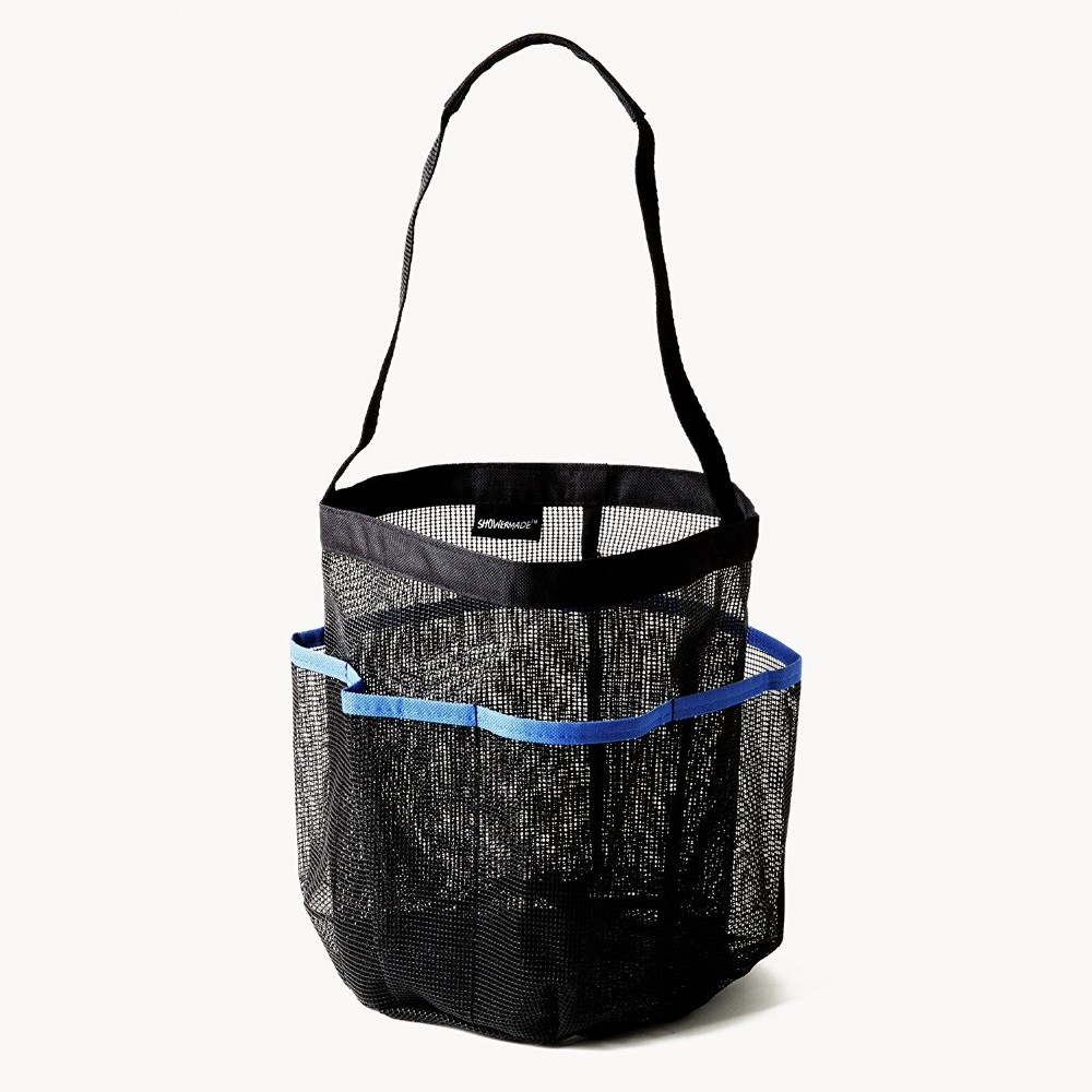Camp & Travel Tote,Shower Tote,Mesh Shower Caddy,Dry Hanging ...