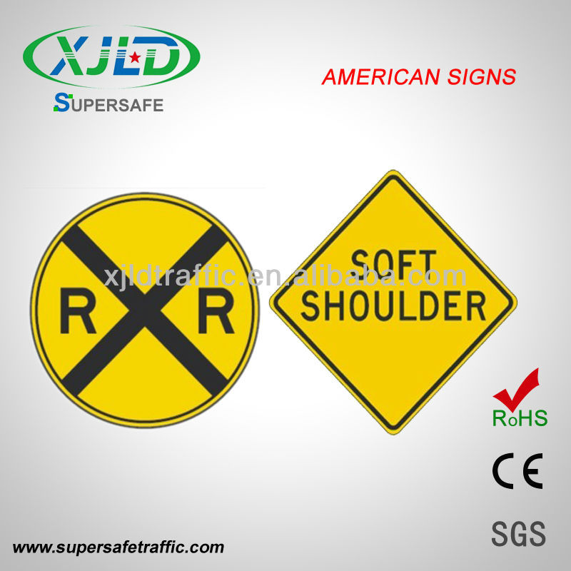 Usa Traffic Sign For Road Safety