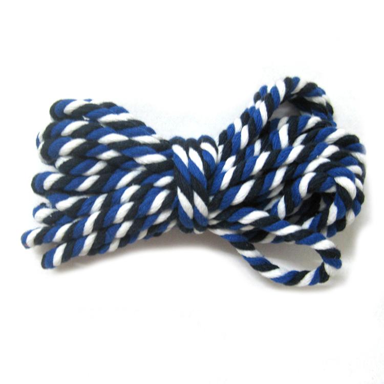 Anrox Supply Co 1//4 Cotton Tubular Sash Rope Cord Drawstring 3 Yards, White