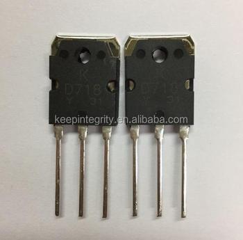 Audio Amplifier 2sd718 2sb688 B688 D718 Transistor - Buy Power Transistor  Series Amplifier Transistor D667,Electronic Transistor D718,Electronic