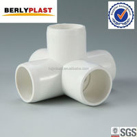 PVC Water Pipe Accessories Tee Joint Pvc