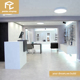 customized optical shop design layout for design display cabinet