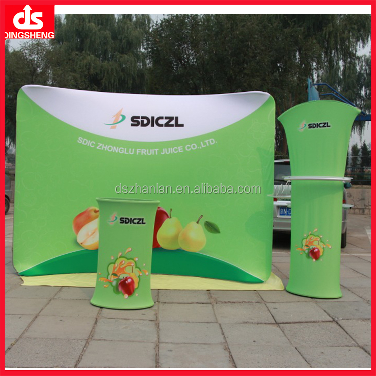 fast show advertising banner tension fabric system