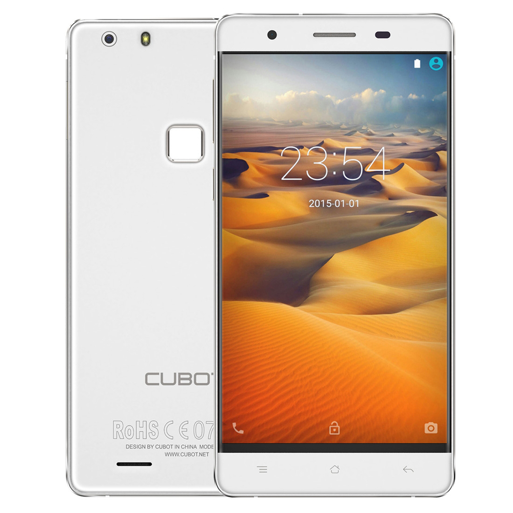 5.5-inch 4G Cell Phone Direct from China CUBOT S550 Pro, Fingerprint Identification, Android 5.1 MTK6735 Quad-core, 3+16GB