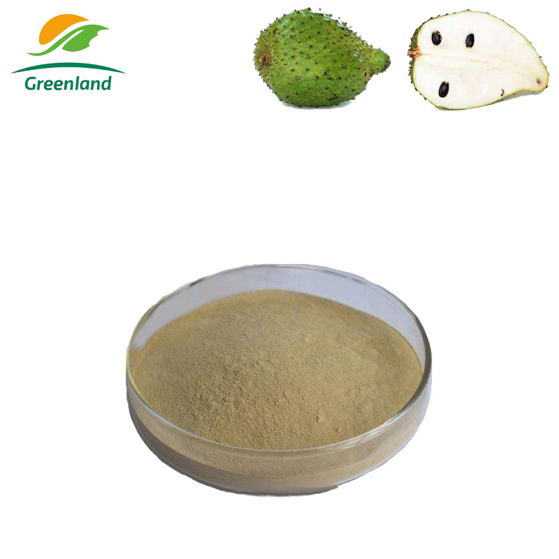 Greenland 100% Natural Graviola Annona muricata soursop Extract Fruit Powder