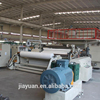 Non bitumen base polymer self adhesive waterproof coiled material making machine