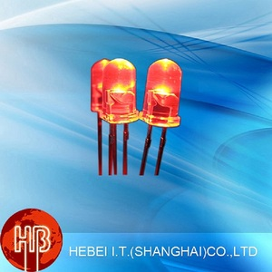 Factory price round red 3mm 5mm led diode china factory