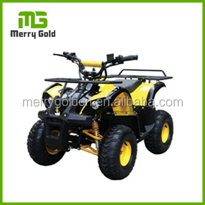 high cost-effective low noise child electric all terrain vehicle with lighter motor