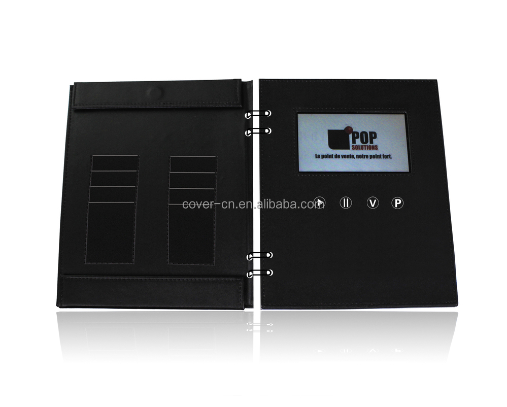Chinese promotional items video business card & Manufacturing lcd displayer