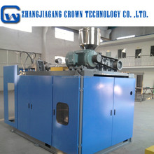 Extrusion moulding machine for plastic products making