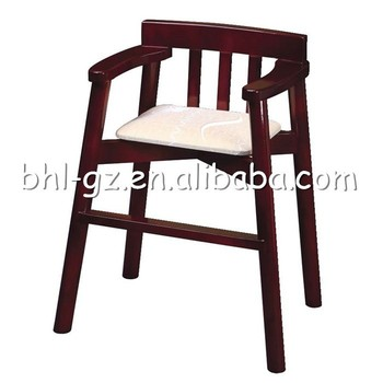 Wooden High Stool Baby Chair Hotel Cafeteria Restaurant Bouncy Chairs For Babies  Baby Rocking Chair Baby