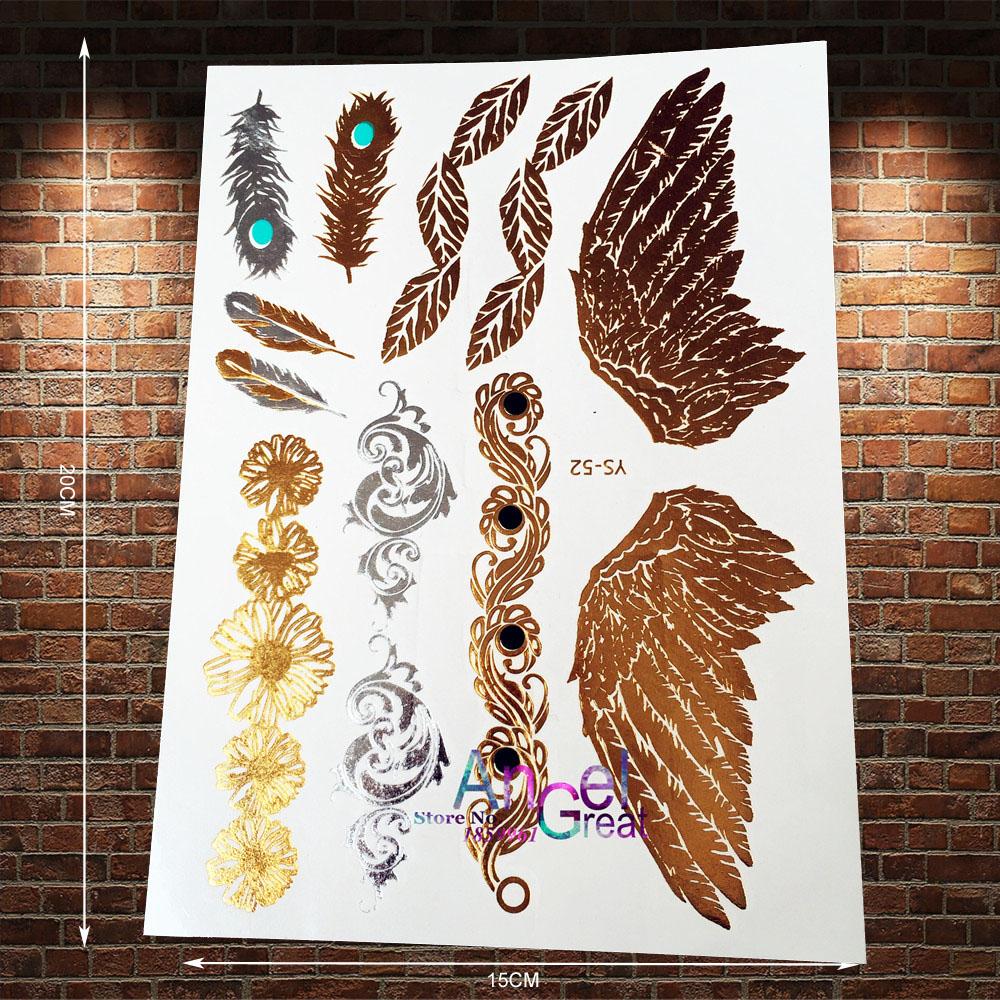 Angel Henna Tattoos