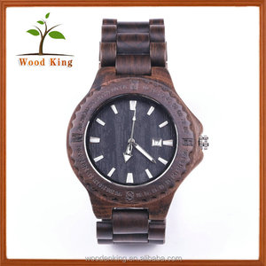 Japan Movt Quartz Watch Price Wholesale Custom Logo Chinese Digital Watches Smart Mens Wooden Wrist Watch