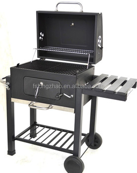 Homemade Grate Height Adjustable Bbq Charcoal Grill Barbecue