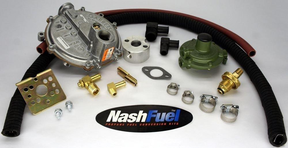 Complete Tri-Fuel conversion kit for Generac GP3250 Honda EB3000