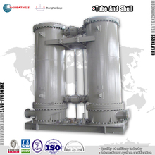 Coiled tube heat exchanger Shell and tube heat exchanger Spiral tube exchanger