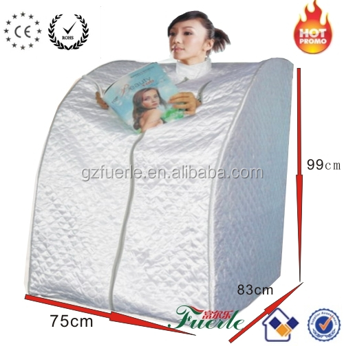 Top selling beauty salon equipment CE &RoHS infrared sauna room(F-8112) for skin care
