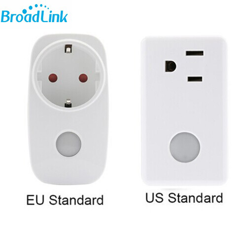 Original BroadLink SP3 SPcc Contros Mini WiFi Smart Home Socket Timing Switch Plug Timer Wireless Remote Controller
