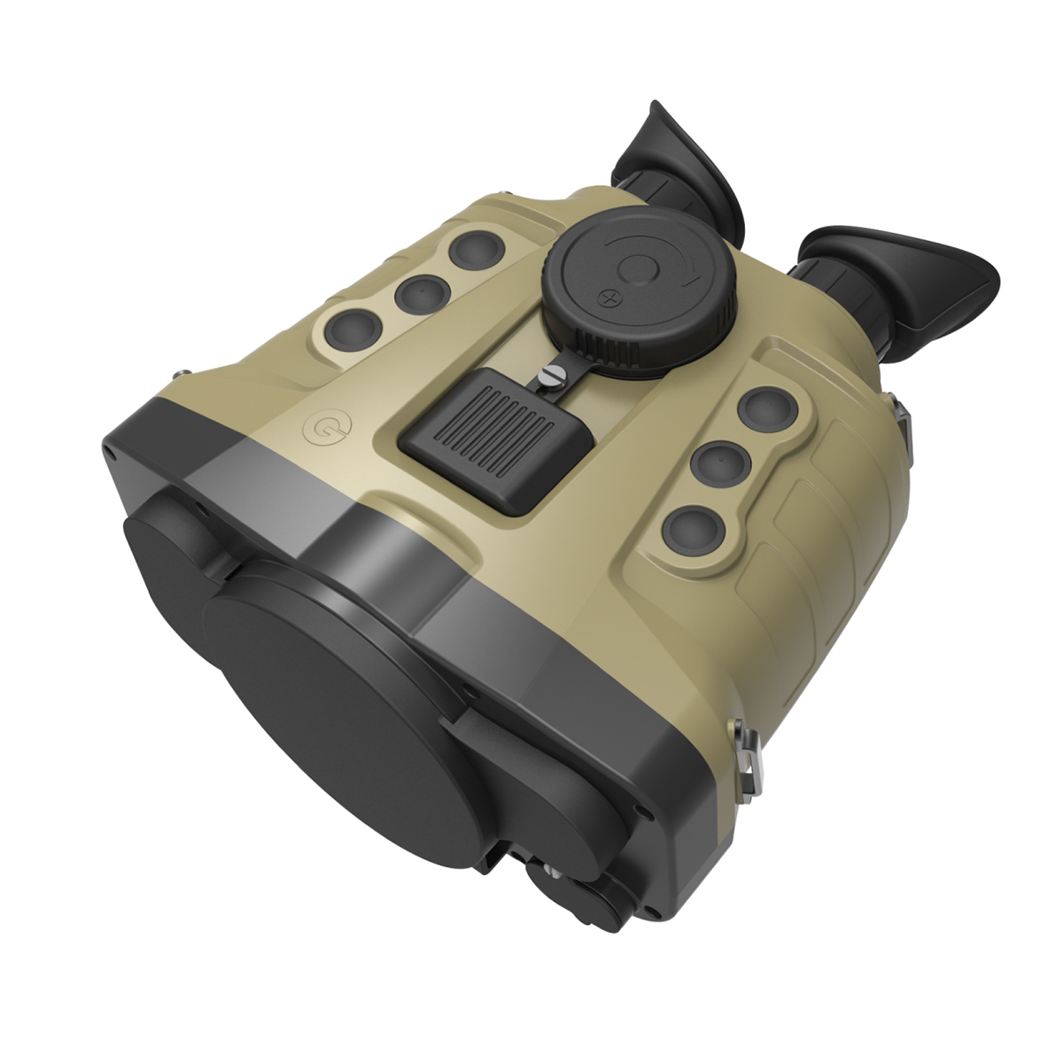 Military Thermal Imaging Scope Infrared Imager Thermal Night Scope Infrared Binoculars Night Vision