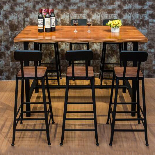 Rustic Restaurant Furniture Suppliers And Manufacturers At Alibaba