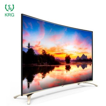 Android 4k 55 65 75 95 105 Inch Smart Led Lcd Curved Smart Tv Buy