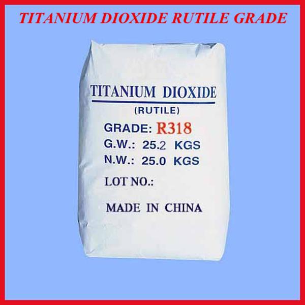Tio2 Titanium Dioxide Rutile Hs Code: 3206111000 With Low Price ...