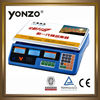 electronic weighing scale with concrete digit screen