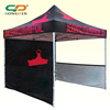 10x10 cheap aluminum frame custom printed event decoration mobile outdoor party camping tent