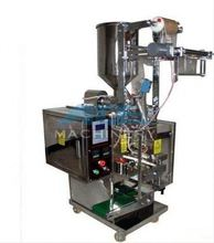 Paste Aseptic Carton Filling Machine With Mixing Hopper