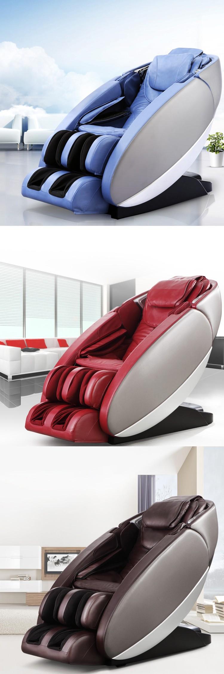 New Special Robotic Massage Chair Rt7700 Buy Luxury Massage