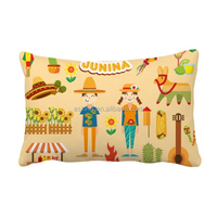 Eskind decorative pillow set baby lounger covers nordic children pillow