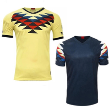 19-20 Thai kwaliteit Club Amerika <span class=keywords><strong>Voetbal</strong></span> jersey 2019 2020 Liga mx man volwassen Custom <span class=keywords><strong>voetbal</strong></span> shirt <span class=keywords><strong>uniform</strong></span>
