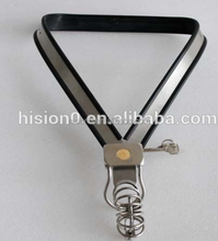 Fashion Male Stainless Steel Bondage Chastity Belt with Cock Cage Sexy Bondage Lingeire Underwear Belt For Men